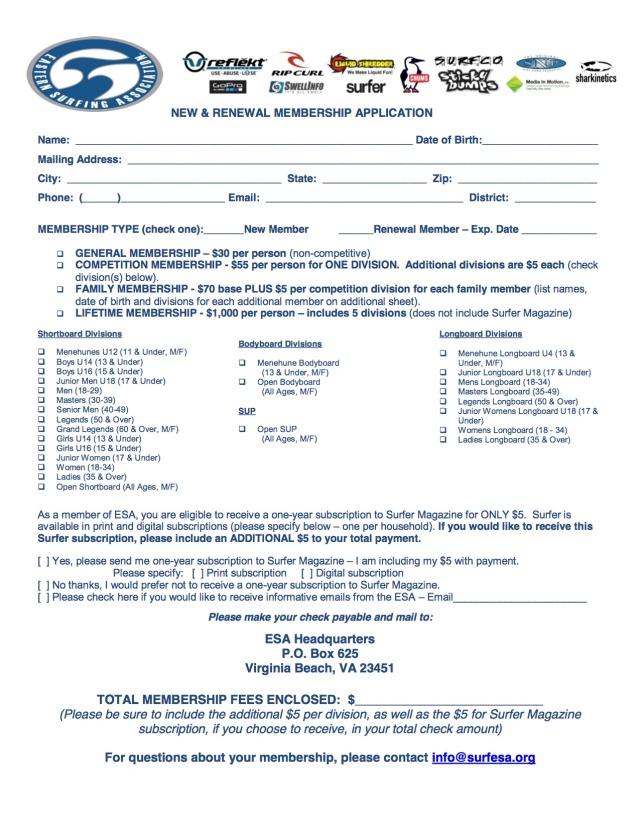 Membership form-2