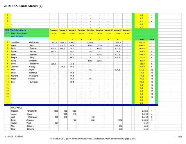 CFL_(ESA-StandardPointsMatrix-2018season2019Championships) (1) 11